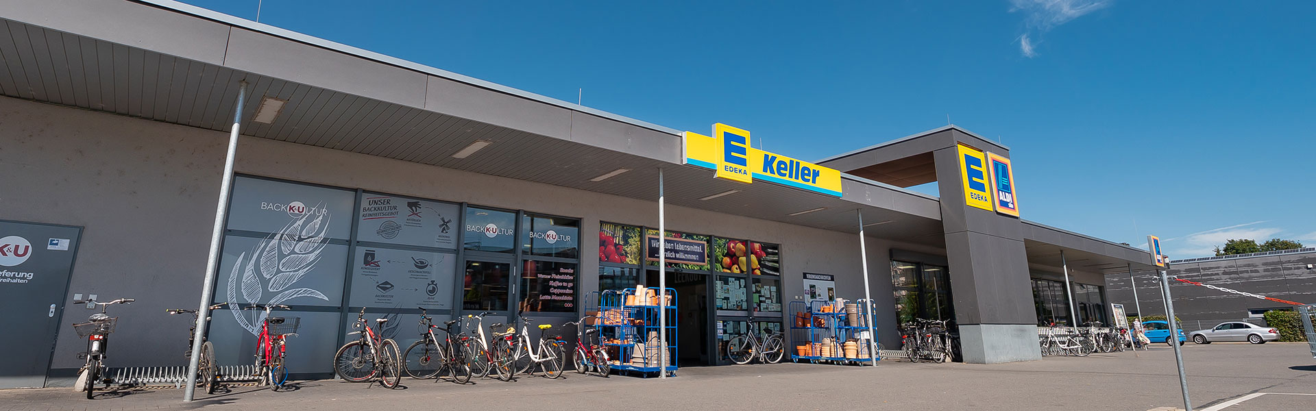 EDEKA Keller in Ladenburg